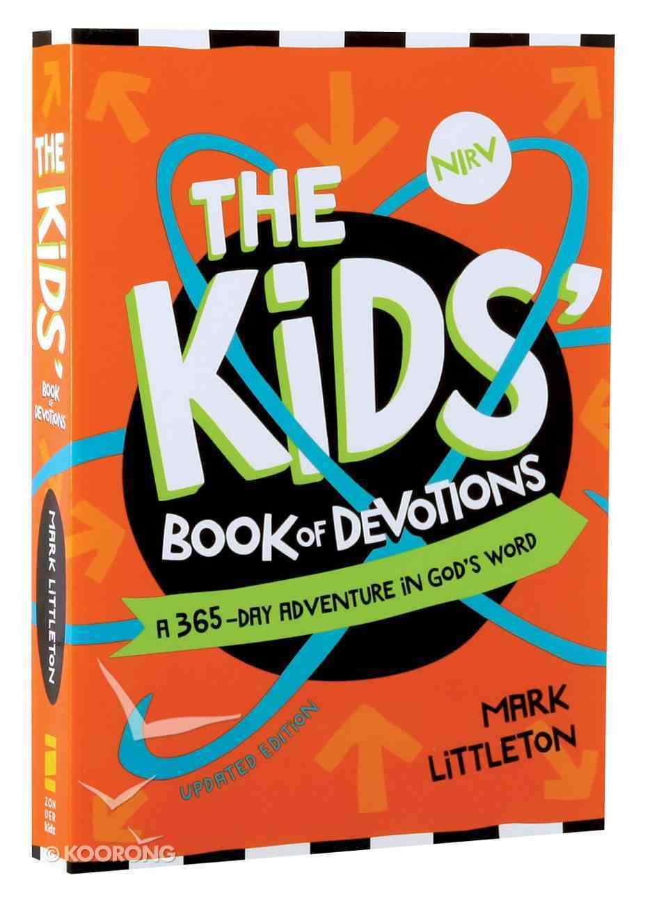 The NIRV Kids' Book of Devotions Paperback