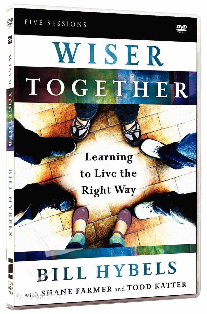 Wiser Together: Learning to Live the Right Way (A Dvd Study) DVD