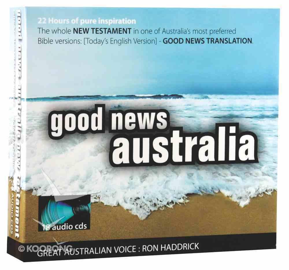 GNB Good News Australia Audio New Testament CD CD