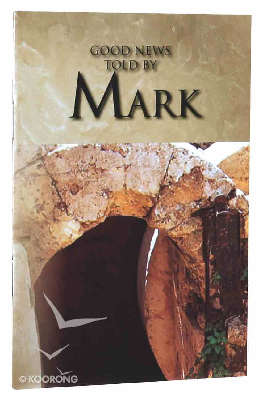 GNB Good News Told By Mark (Black Letter Edition) Paperback