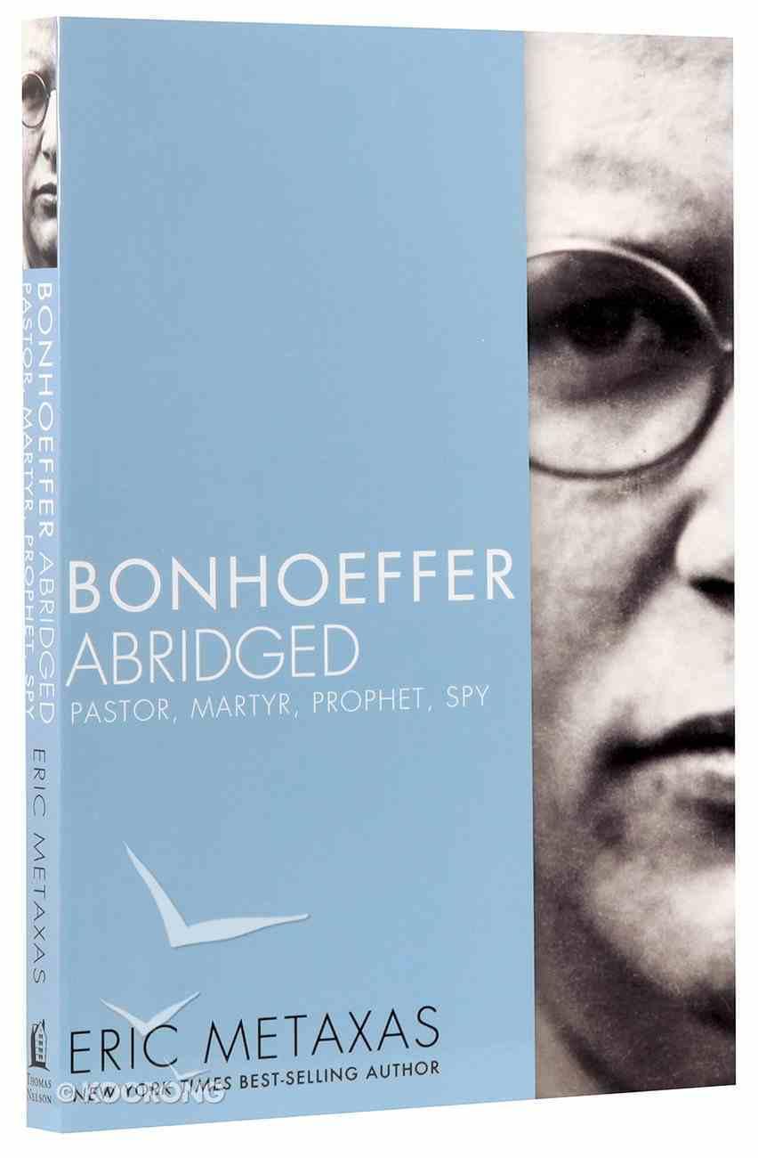 Bonhoeffer Abridged Paperback