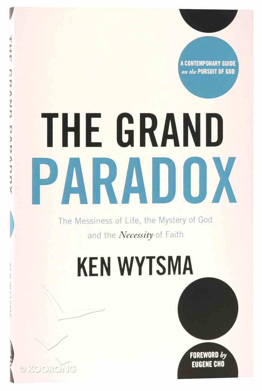 The Grand Paradox Paperback