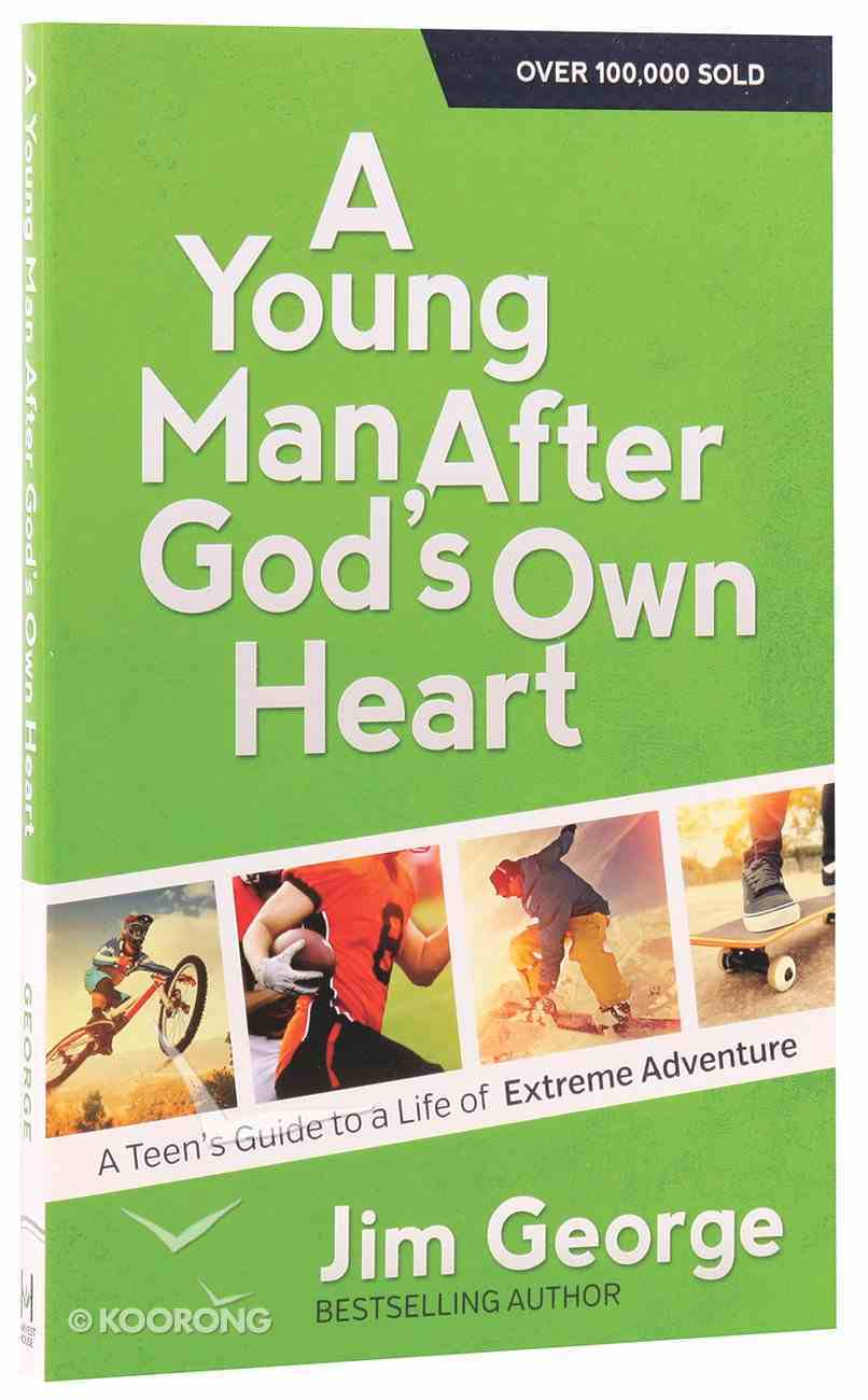 A Young Man After God's Own Heart Paperback