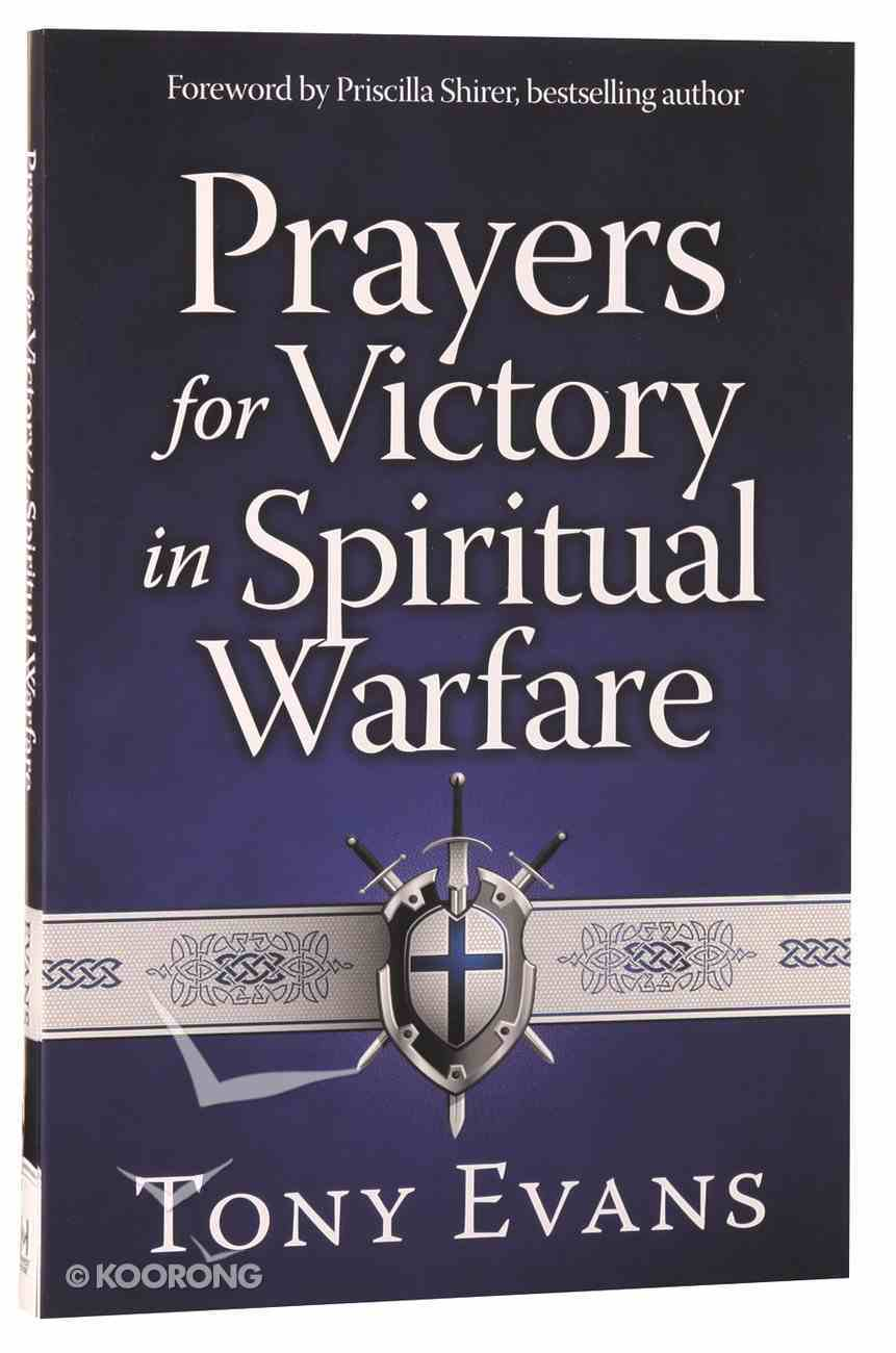 Prayers For Victory in Spiritual Warfare Paperback