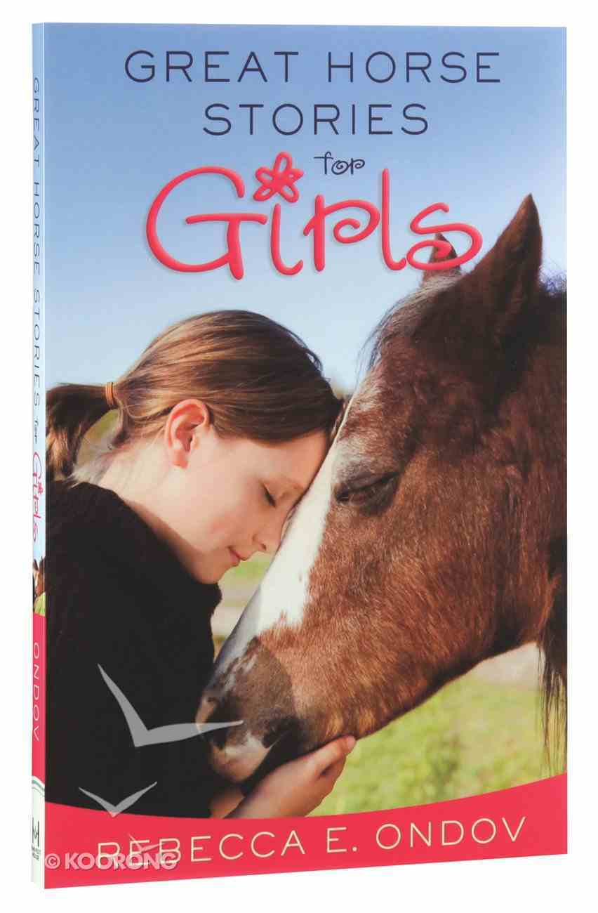 Great Horse Stories For Girls Paperback