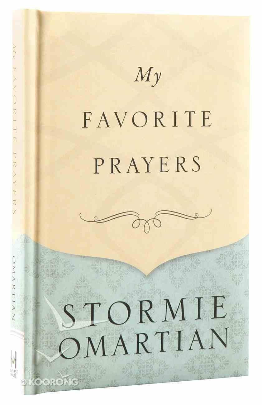 My Favorite Prayers Hardback