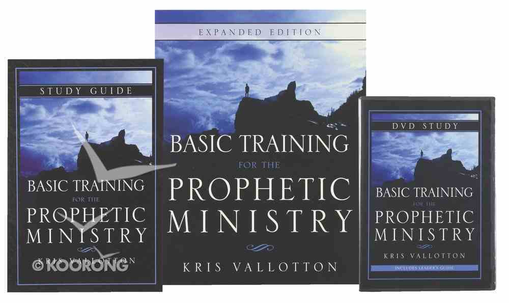 Basic Training For the Prophetic Ministry (Curriculum) Pack