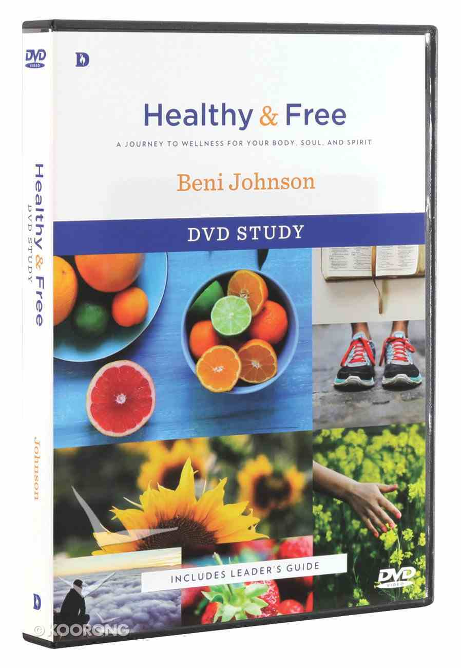 Healthy and Free: A Journey to Wellness For Your Body, Soul, and Spirit (Dvd Study) DVD