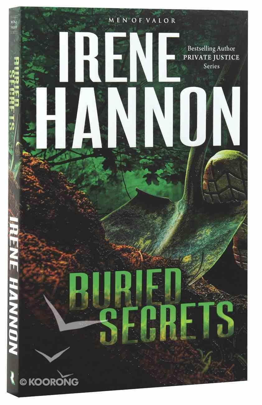 Buried Secrets (#01 in Men Of Valor Series) Paperback