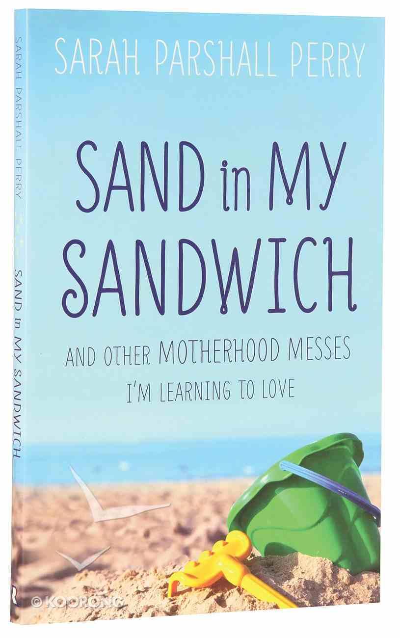 Sand in My Sandwich Paperback