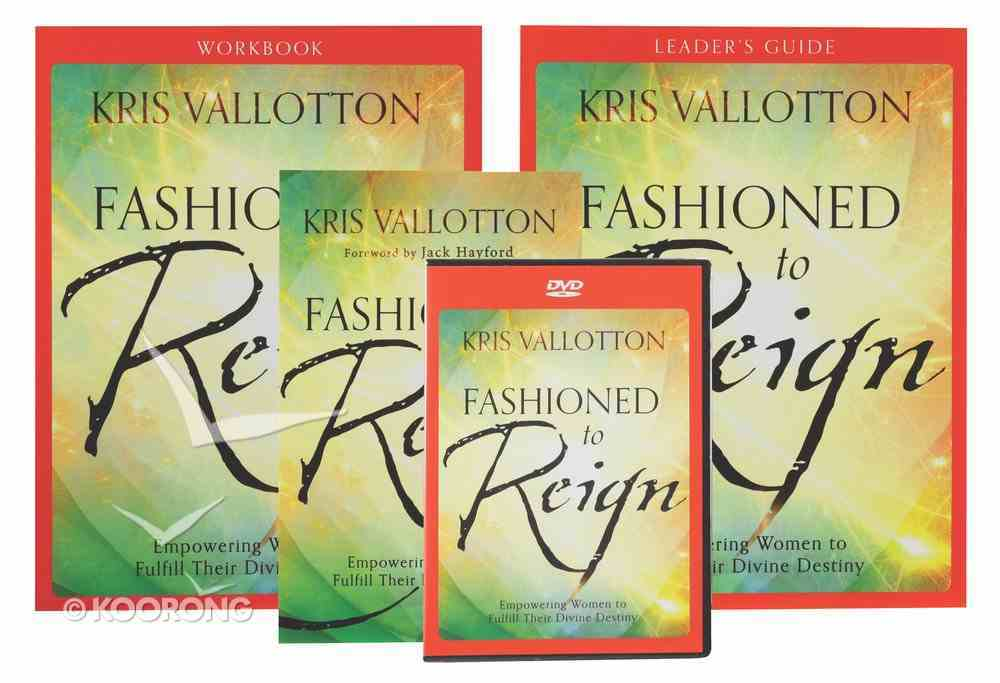 Fashioned to Reign (Curriculum Kit) Pack