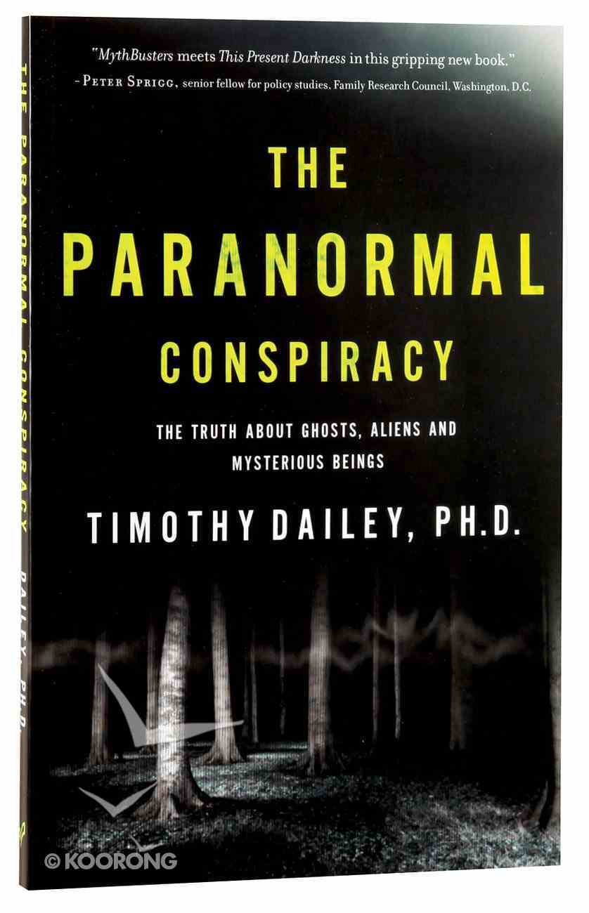 The Paranormal Conspiracy Paperback