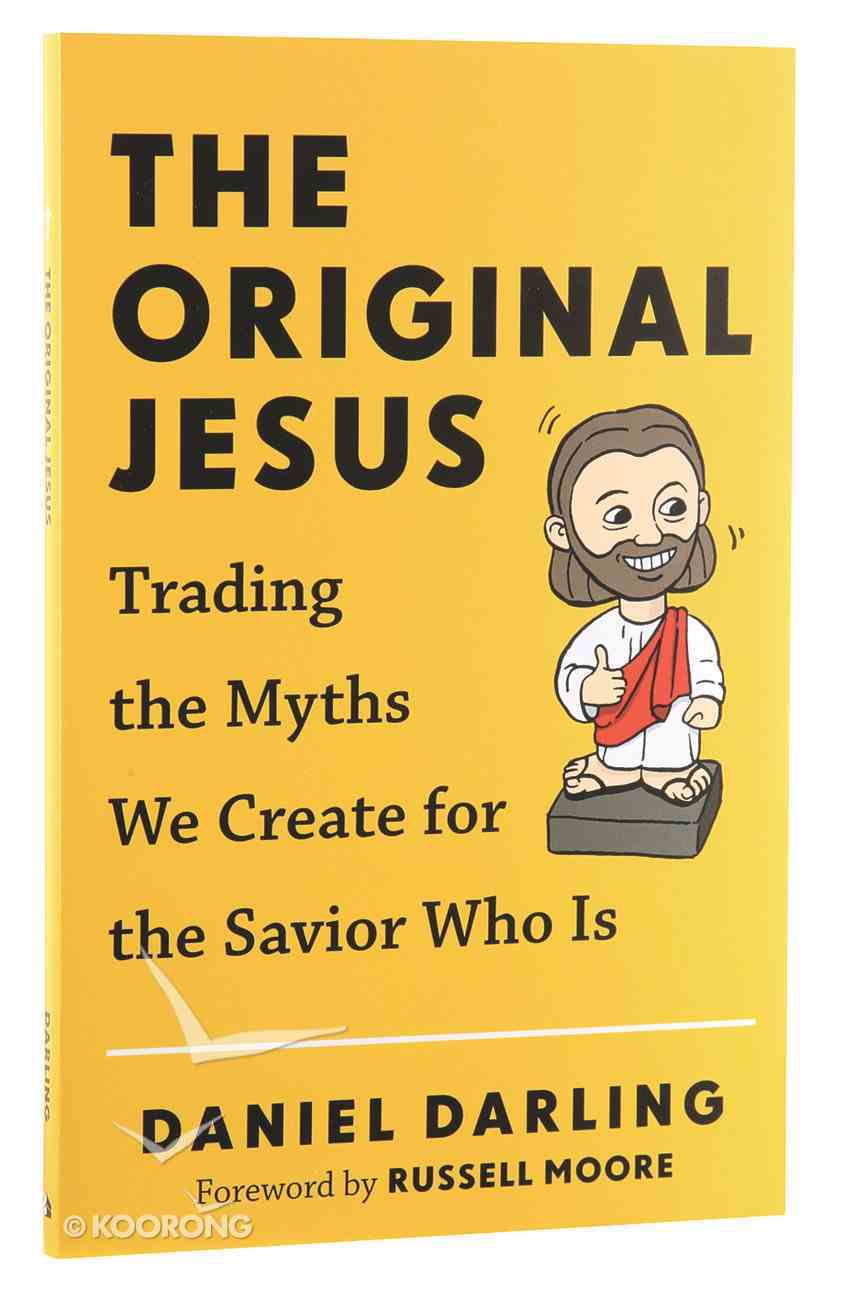 The Original Jesus Paperback