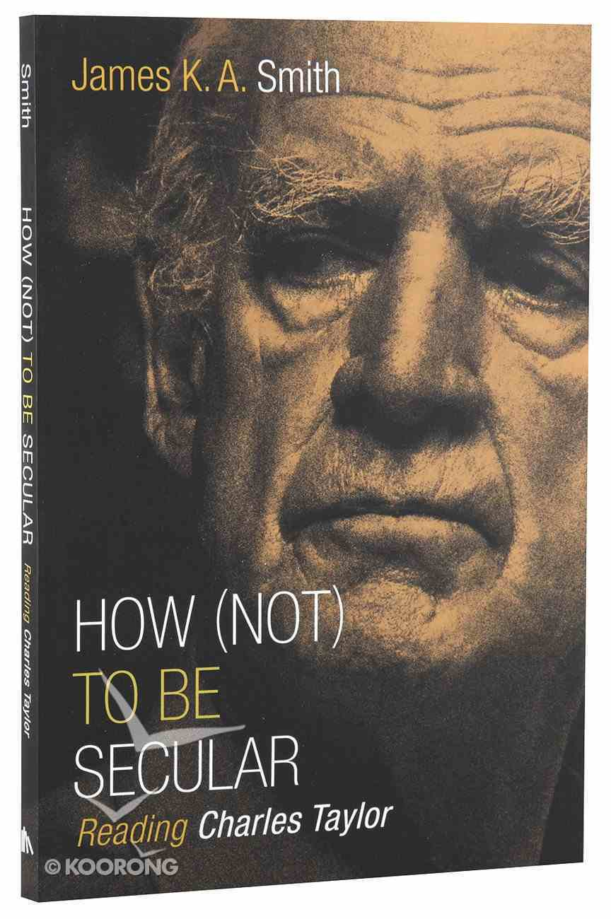 How to Be Secular (Not) Paperback