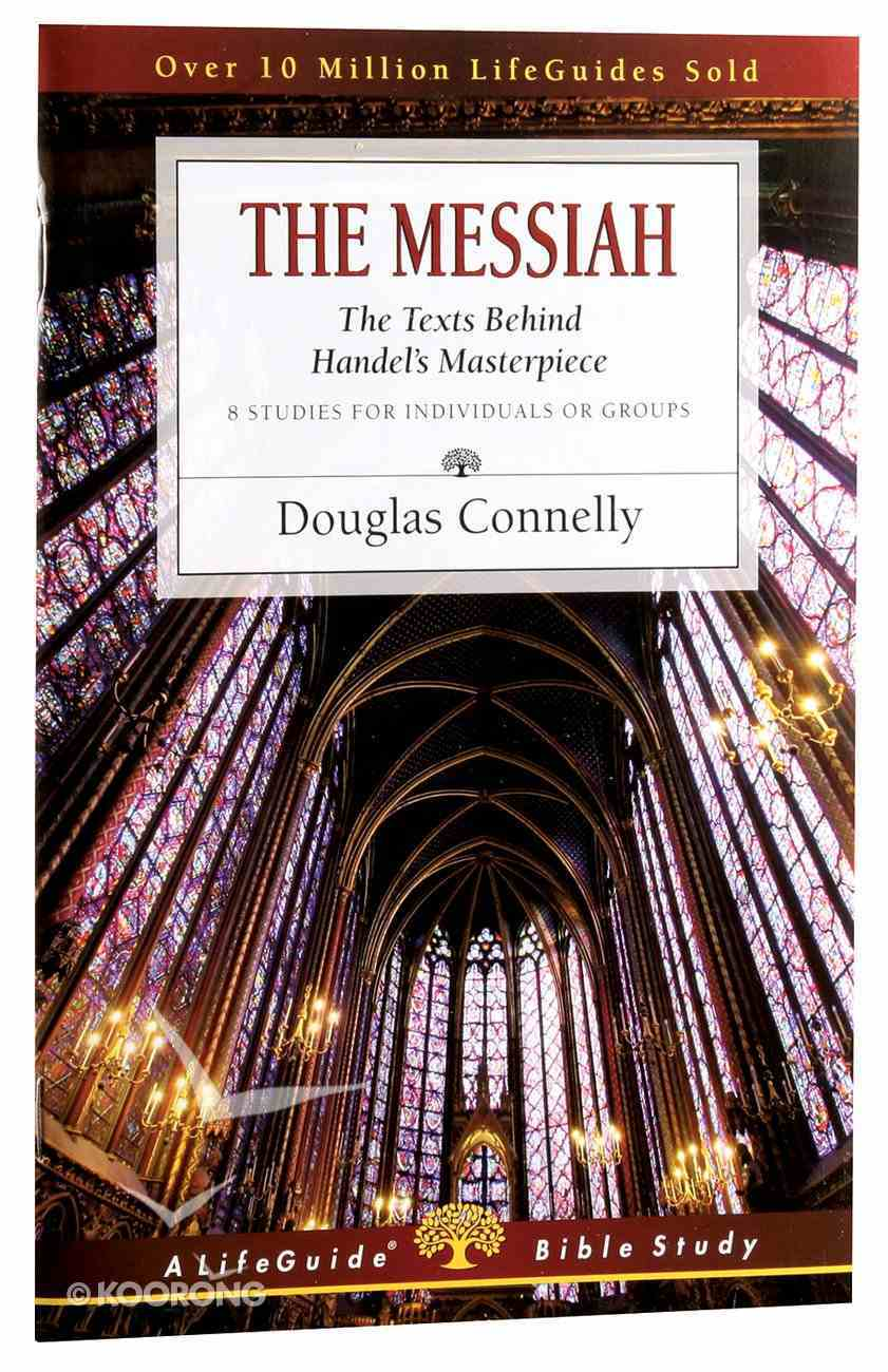 The Messiah (Lifeguide Bible Study Series) Paperback