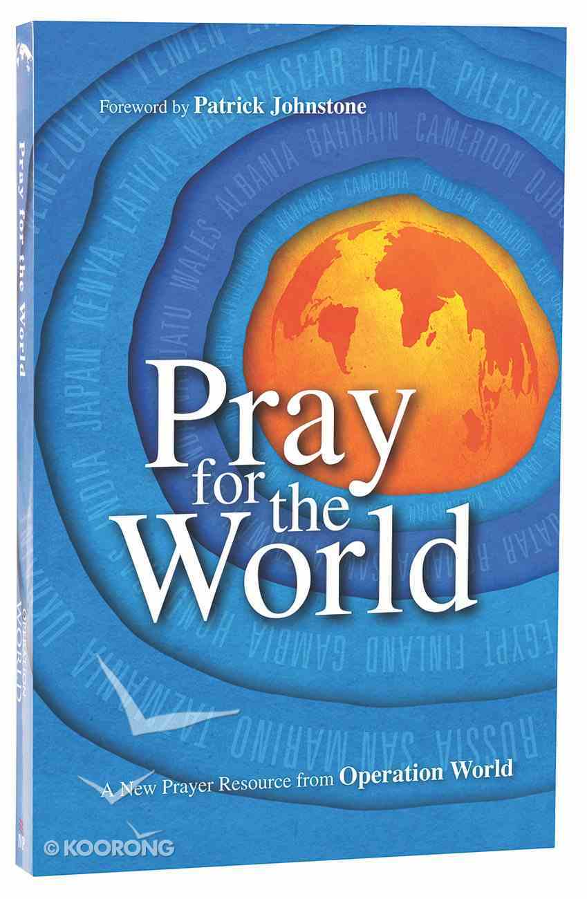 Pray For the World (Abridged Version Of The 7th Edition) Paperback