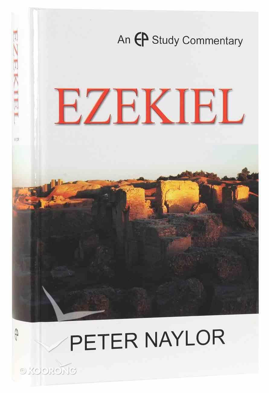 Ezekiel (Evangelical Press Study Commentary Series) Hardback