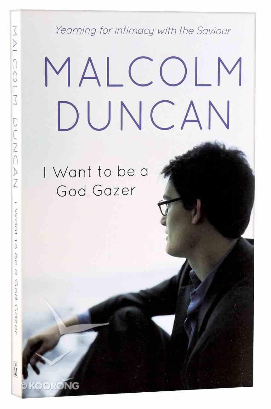I Want to Be a God Gazer Paperback