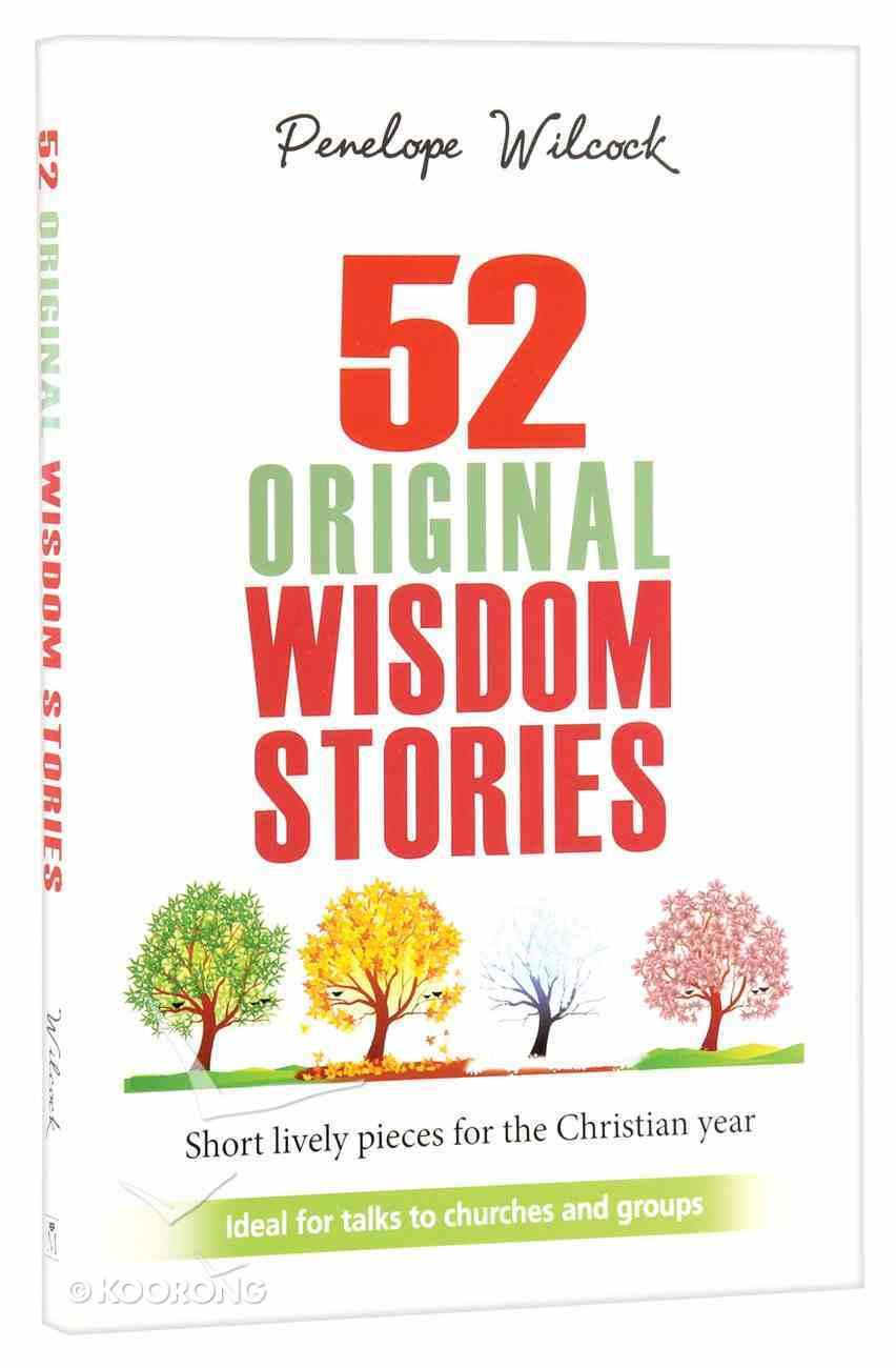 52 Original Wisdom Stories Paperback