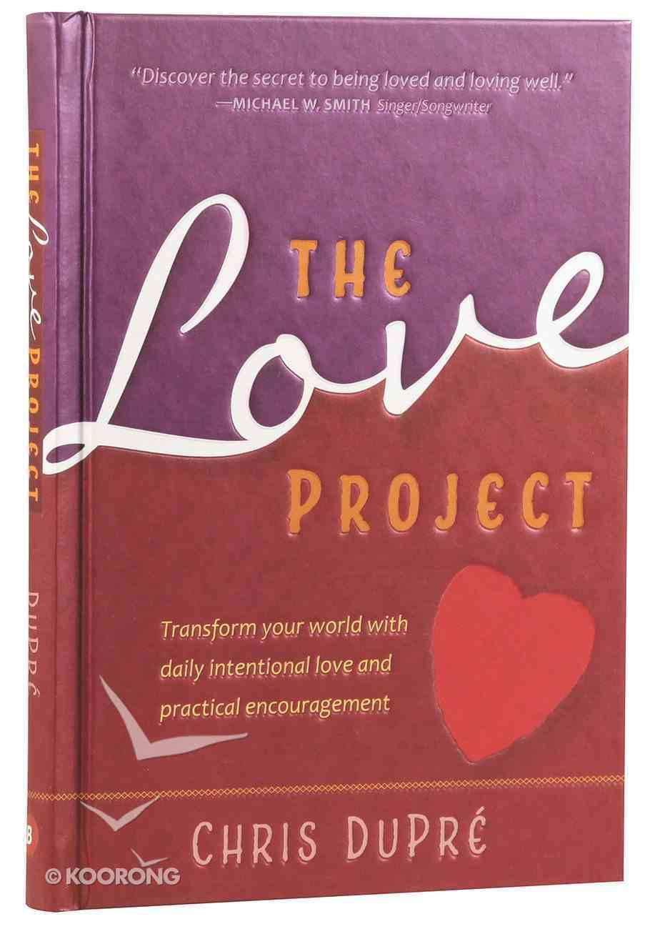 The Love Project Hardback