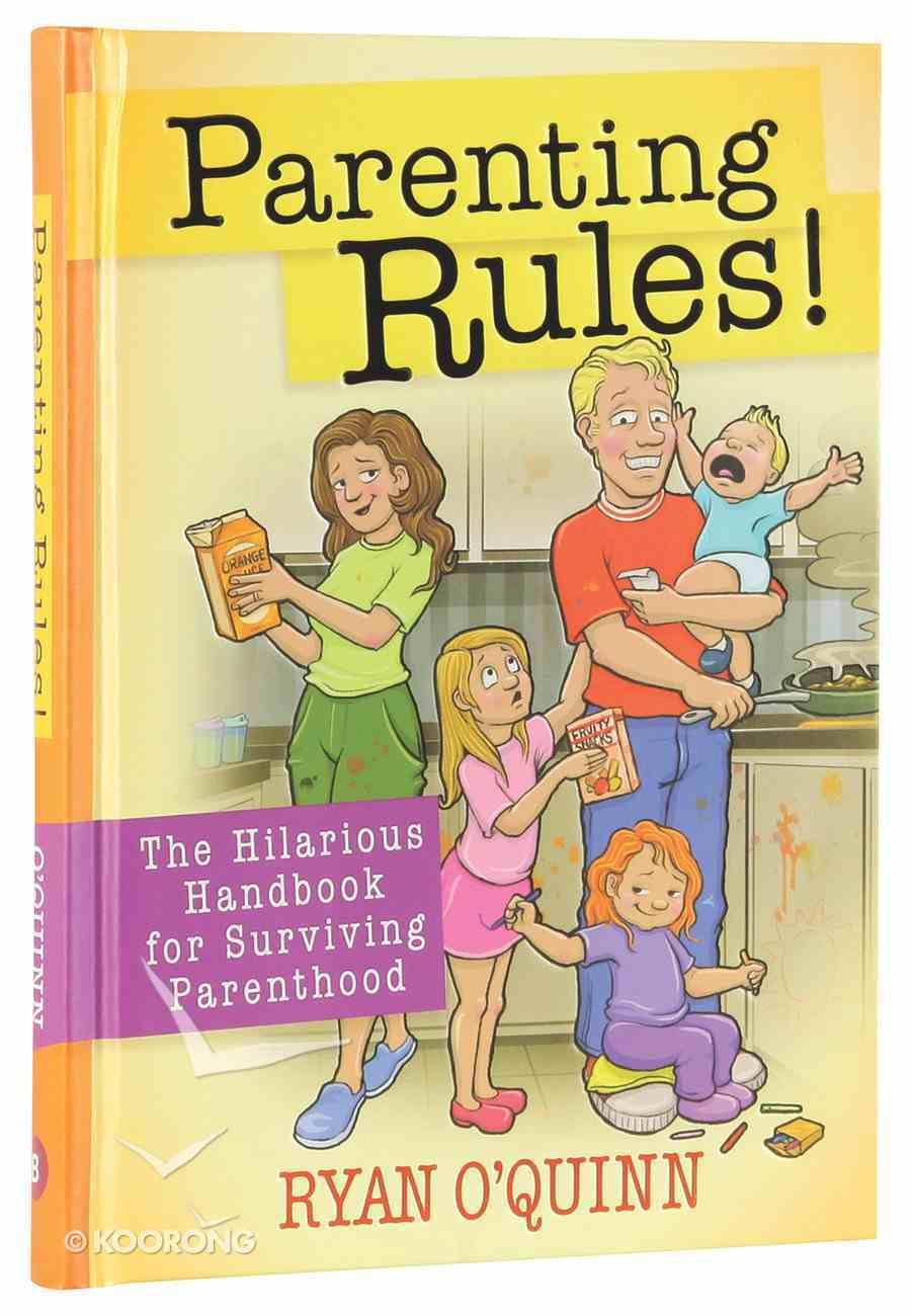 Parenting Rules! Hardback