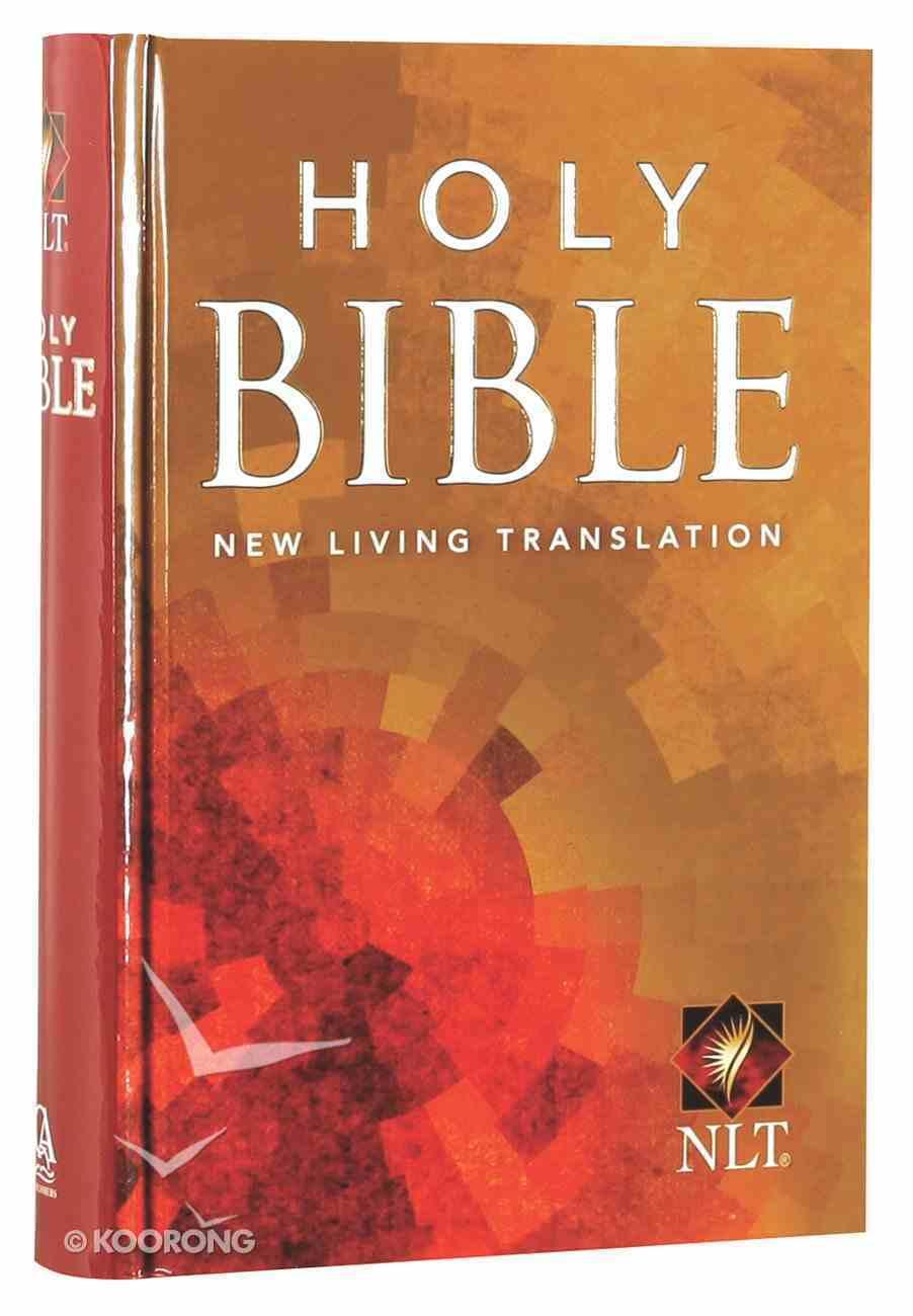 NLT Compact Bible Hardback