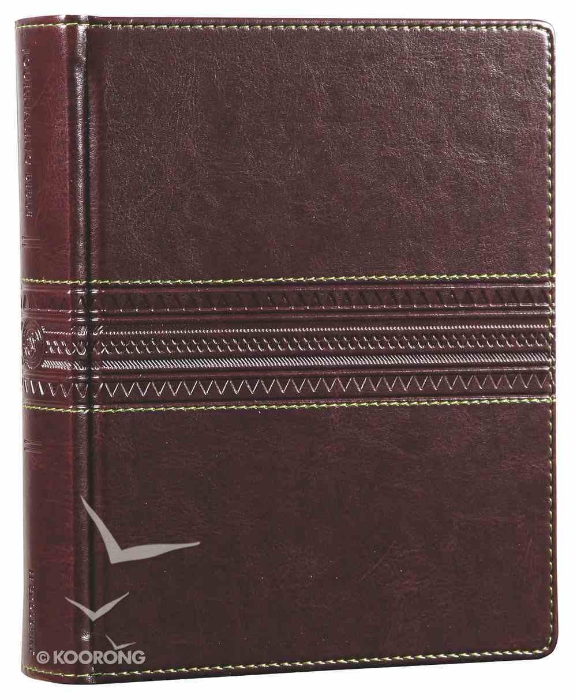 ESV Journaling Bible Coffee Pathway Hardback