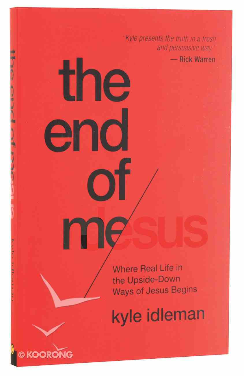 The End of Me Paperback