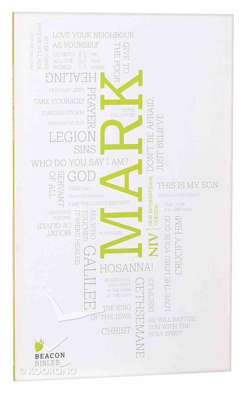 NIV Gospel of Mark Paperback