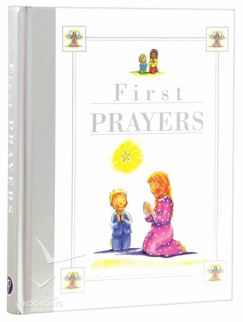 First Prayers Hardback