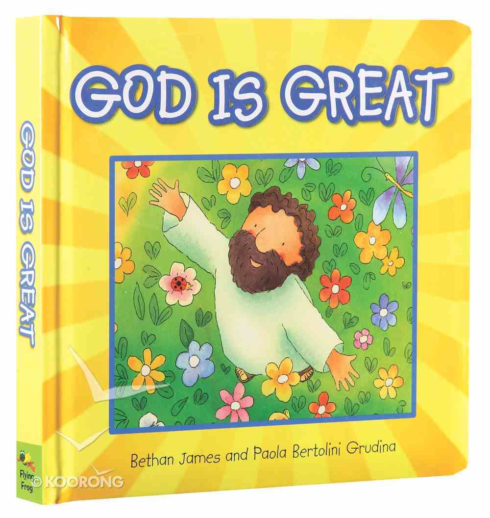 God is Great Board Book