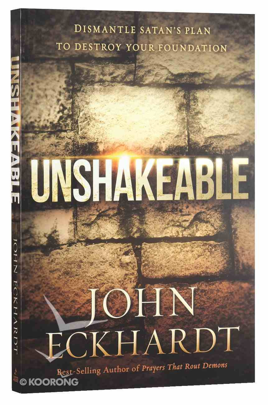 Unshakeable Paperback