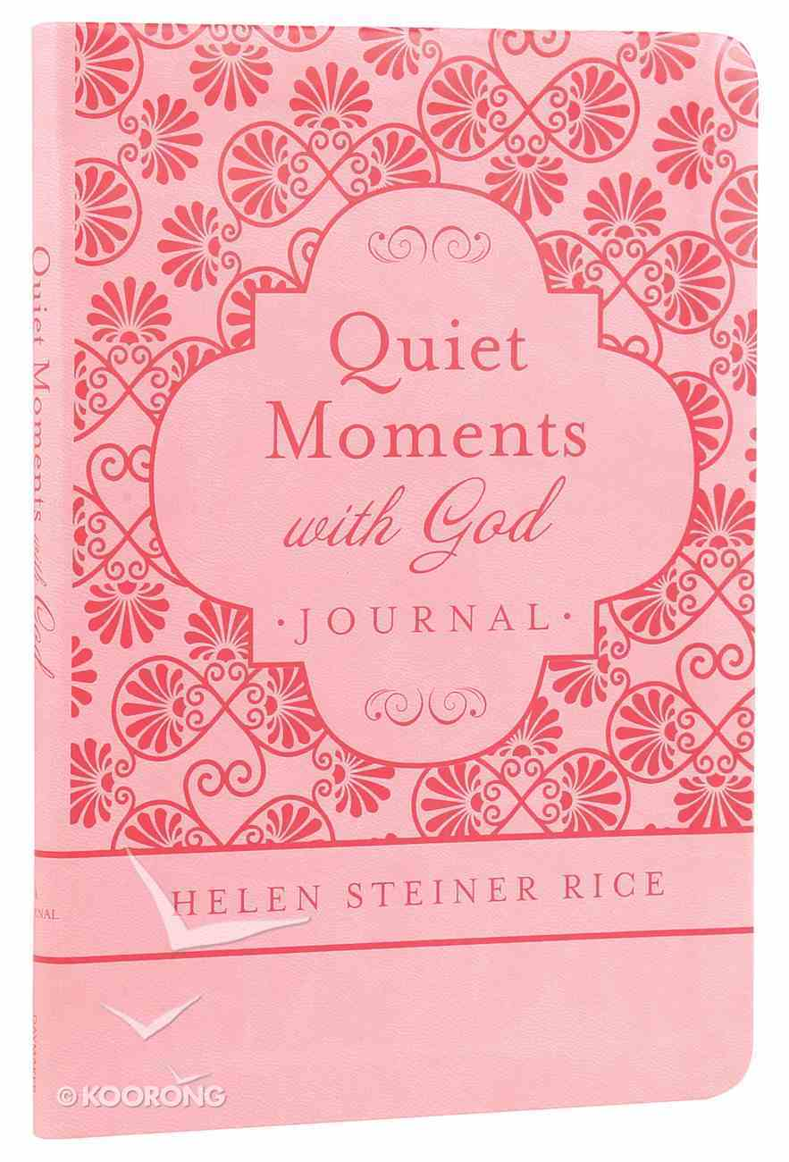 Helen Steiner Rice: Quiet Moments With God Paperback