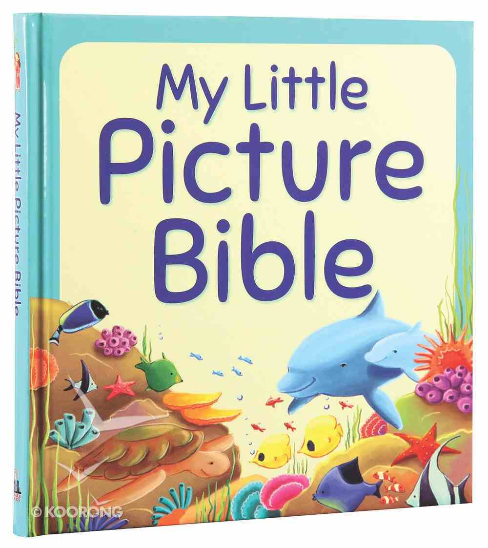 My Little Picture Bible Hardback
