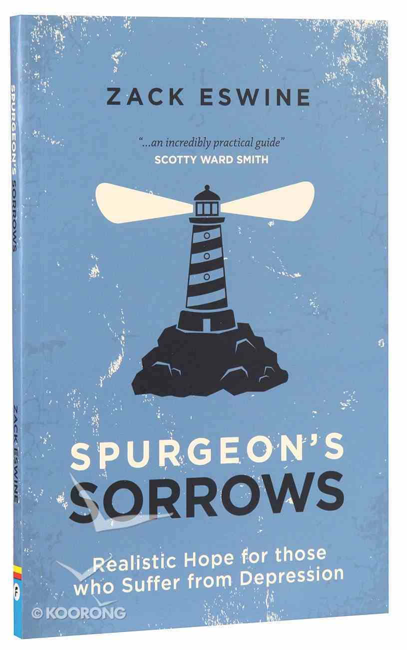 Spurgeon's Sorrows Paperback