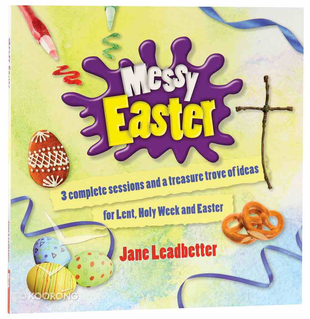 Messy Easter Paperback