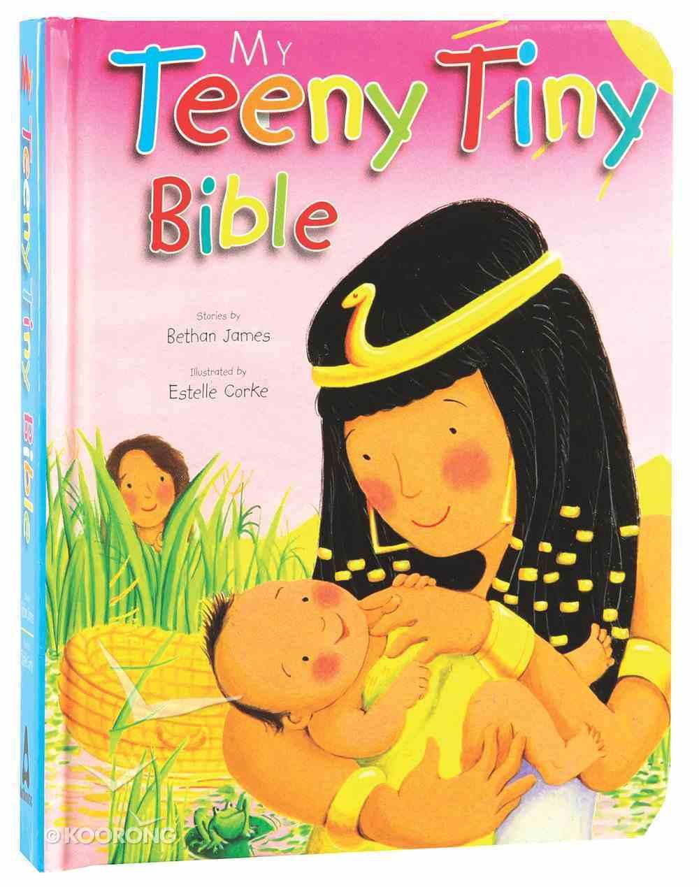 My Teeny Tiny Bible Padded Board Book