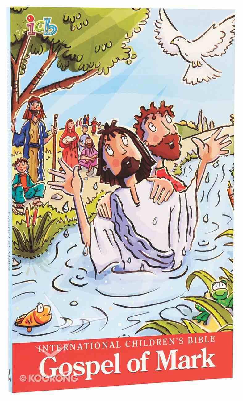 ICB International Children's Bible Gospel of Mark Booklet