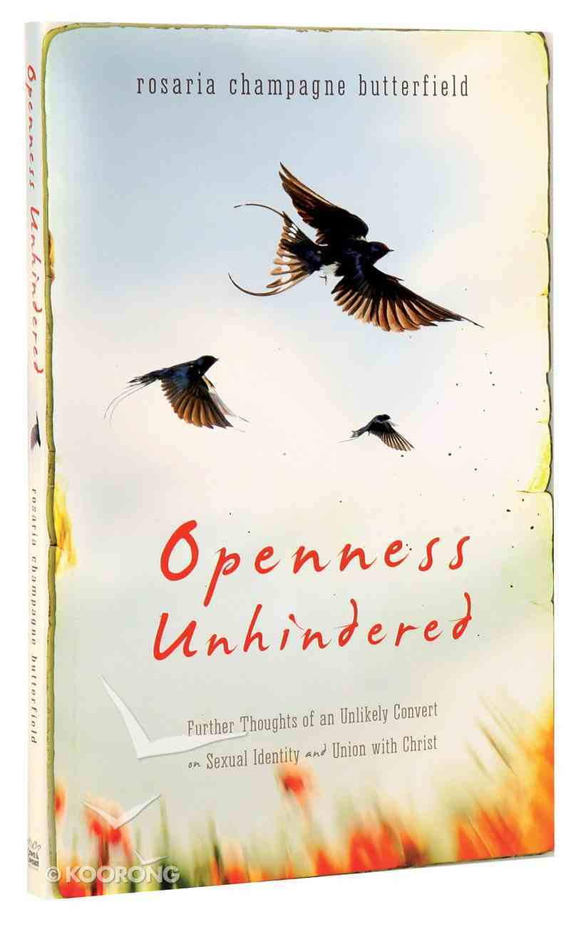 Openness Unhindered Paperback