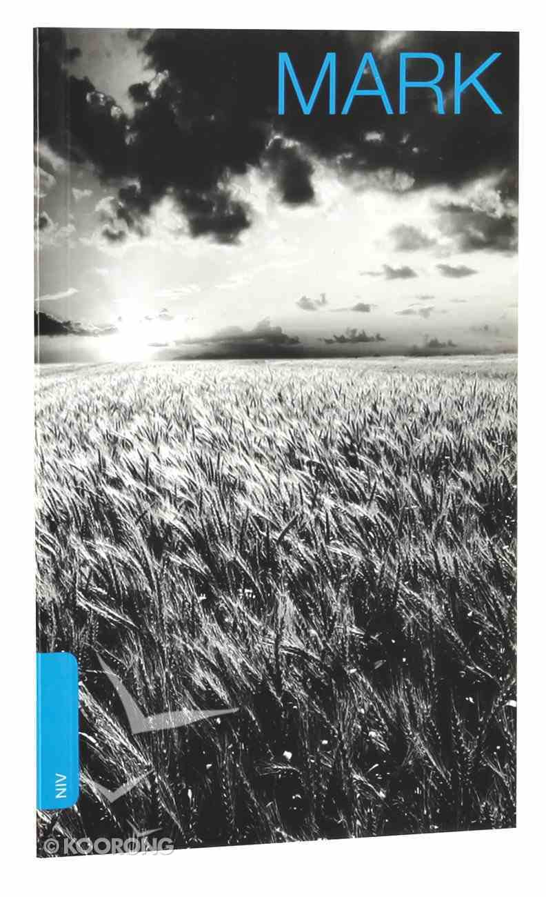 NIV Mark's Gospel (Black Letter Edition) Paperback