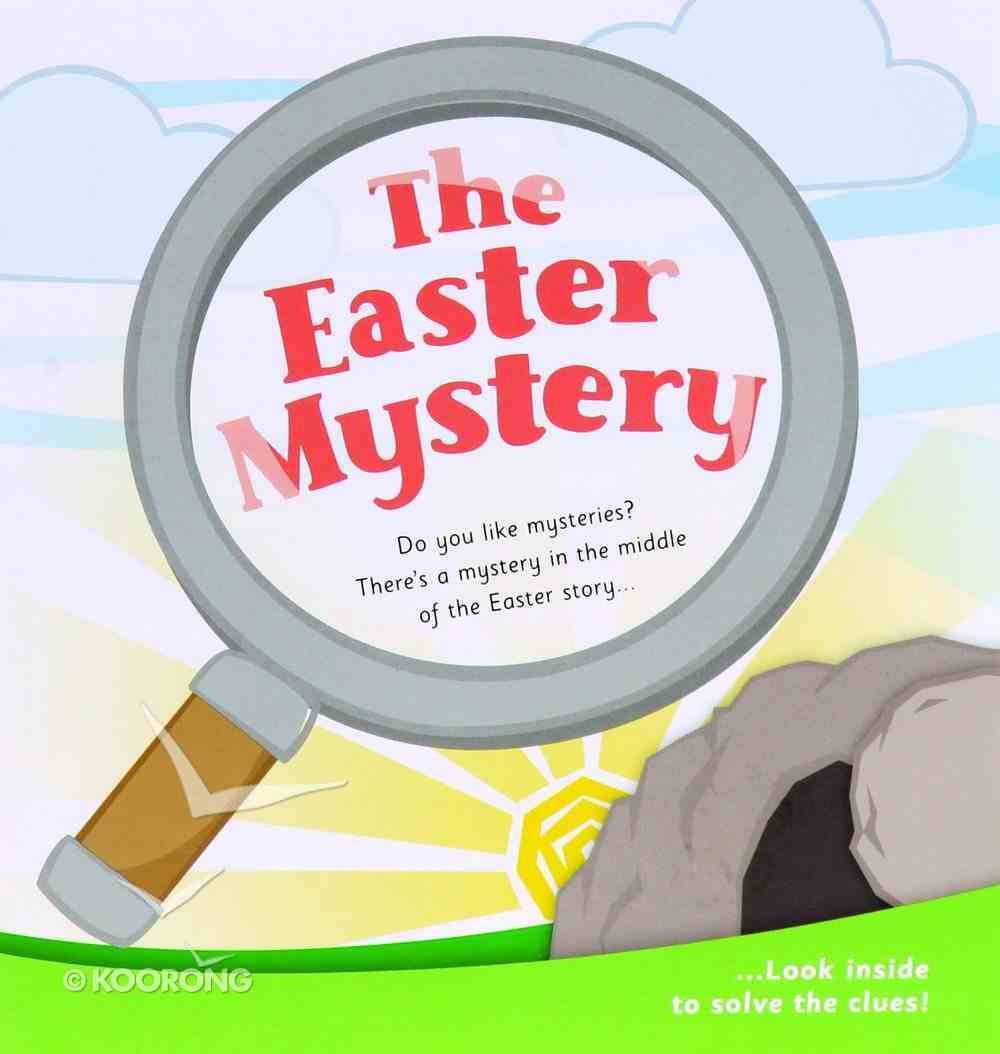 The Easter Mystery: Children's Easter Tract (25 Pack) Booklet