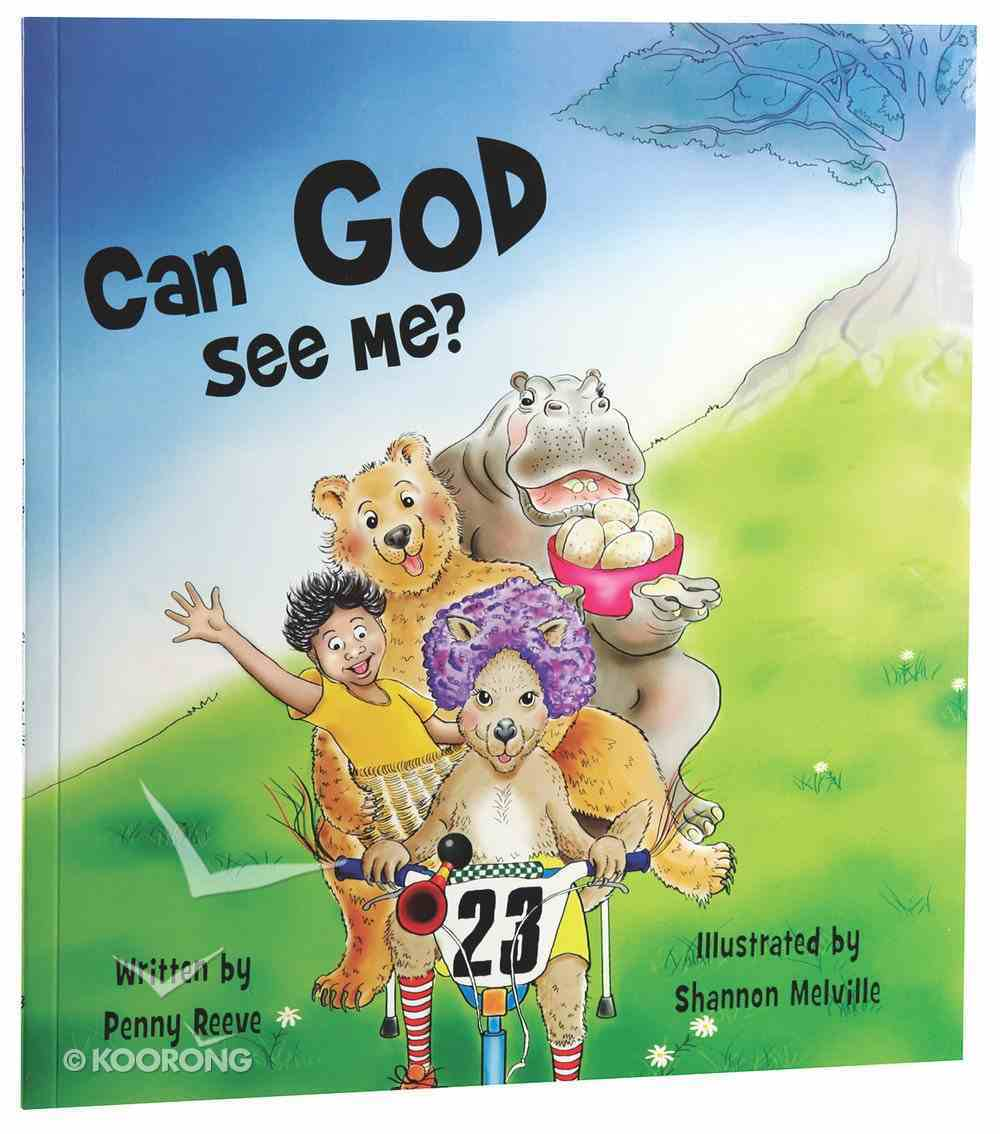 Can God See Me? Paperback