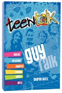 Teen Talk: Guy Talk image