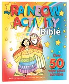 My Rainbow Activity Bible image