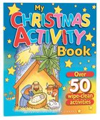 My Christmas Activity Book image