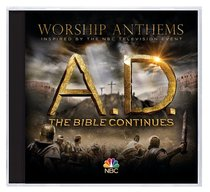 Album Image for A.D.: Worship Anthems - DISC 1
