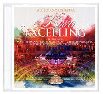 Album Image for Prom Praise: Love Excelling CD & DVD - DISC 1