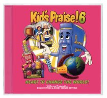 Album Image for The Kids Praise Album! (Vol 6) - DISC 1