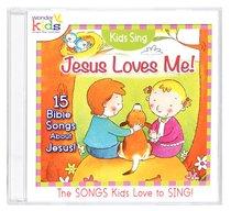 Album Image for Kids Sing Jesus Loves Me! (Kids Sing Series) - DISC 1