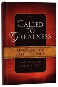Product: Called To Greatness Image